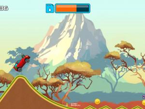 Онлайн игра Гонка на высокой горе (High Hills) (изображение №10)