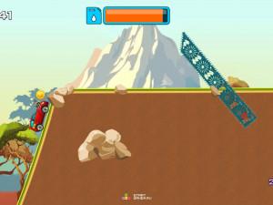 Онлайн игра Гонка на высокой горе (High Hills) (изображение №4)