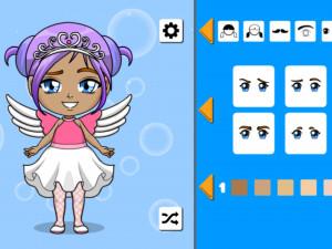Онлайн игра Каваи Чиби (Kawaii Chibi Creator) (изображение №4)