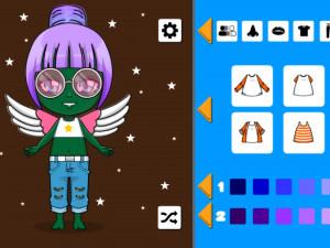 Онлайн игра Каваи Чиби (Kawaii Chibi Creator) (изображение №3)