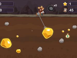 Онлайн игра Золотоискатель Том (Gold Miner Tom) (изображение №2)