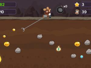 Онлайн игра Золотоискатель Том (Gold Miner Tom) (изображение №3)