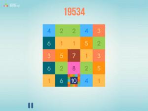 Онлайн игра Получить 10 (Get 10) (изображение №2)