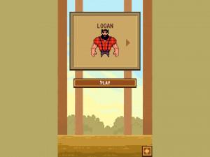 Онлайн игра Дровосек  (Timber Guy) (изображение №2)