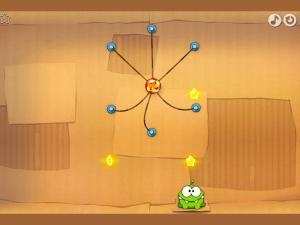 Онлайн игра Ам Ням (Cut The Rope) (изображение №6)