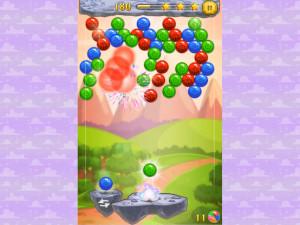 Онлайн игра Пузырьковый кураж (Bubble Spirit) (изображение №2)