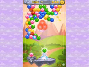 Онлайн игра Пузырьковый кураж (Bubble Spirit) (изображение №4)