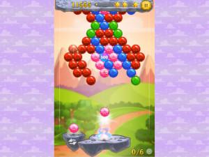 Онлайн игра Пузырьковый кураж (Bubble Spirit) (изображение №7)