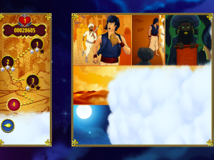 Онлайн игра 1001 Арабская Ночь 2 (1001 Arabian Nights 2) (изображение №3)