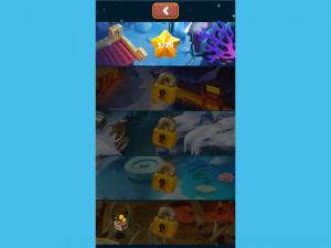Онлайн игра Морские пузыри (Sea Bubble Shooter) (изображение №3)