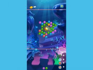 Онлайн игра Морские пузыри (Sea Bubble Shooter) (изображение №2)