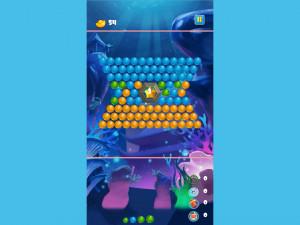 Онлайн игра Морские пузыри (Sea Bubble Shooter) (изображение №5)
