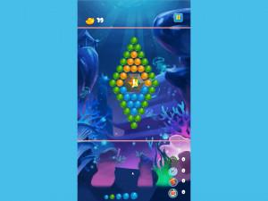 Онлайн игра Морские пузыри (Sea Bubble Shooter) (изображение №6)