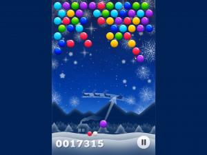 Онлайн игра Рождественские пузыри (Smarty Bubbles X-Mas Edition) (изображение №2)