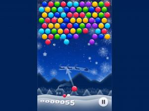 Онлайн игра Рождественские пузыри (Smarty Bubbles X-Mas Edition) (изображение №3)