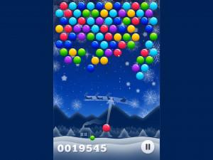 Онлайн игра Рождественские пузыри (Smarty Bubbles X-Mas Edition) (изображение №4)