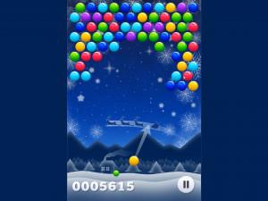Онлайн игра Рождественские пузыри (Smarty Bubbles X-Mas Edition) (изображение №5)