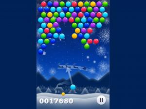 Онлайн игра Рождественские пузыри (Smarty Bubbles X-Mas Edition) (изображение №7)