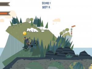 Онлайн игра Бейкер стрит (Biker Street) (изображение №2)