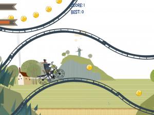 Онлайн игра Бейкер стрит (Biker Street) (изображение №5)