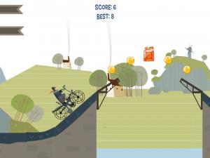 Онлайн игра Бейкер стрит (Biker Street) (изображение №6)