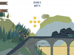 Онлайн игра Бейкер стрит (Biker Street) (изображение №8)