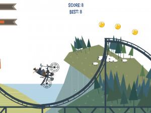 Онлайн игра Бейкер стрит (Biker Street) (изображение №9)