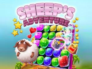 Приключение овечек