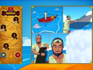 Онлайн игра 1001 Арабская Ночь 3 (1001 Arabian Nights 3) (изображение №6)