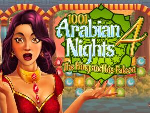 Онлайн игра 1001 Арабская Ночь 4 (1001 Arabian Nights 4) (изображение №1)