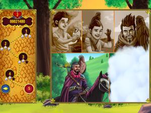 Онлайн игра 1001 Арабская Ночь 4 (1001 Arabian Nights 4) (изображение №8)