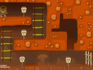 Онлайн игра Адам и Ева 3 (Adam and Eve 3) (изображение №3)