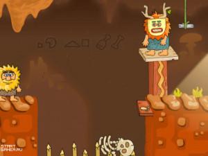 Онлайн игра Адам и Ева 3 (Adam and Eve 3) (изображение №8)
