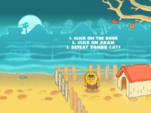Онлайн игра Адам и Ева: Зомби (Adam and Eve: Zombies) (изображение №2)