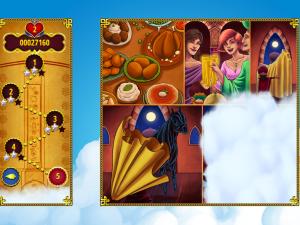 Онлайн игра 1001 Арабская Ночь 7 (1001 Arabian Nights 7) (изображение №6)
