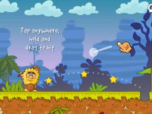 Онлайн игра Адам и Ева: Гольф (Adam and Eve: Golf) (изображение №2)