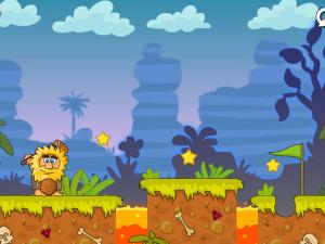 Онлайн игра Адам и Ева: Гольф (Adam and Eve: Golf) (изображение №5)