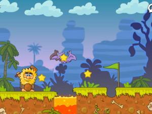 Онлайн игра Адам и Ева: Гольф (Adam and Eve: Golf) (изображение №6)