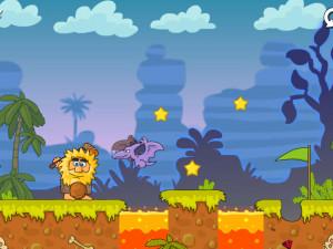 Онлайн игра Адам и Ева: Гольф (Adam and Eve: Golf) (изображение №8)