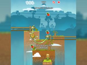 Онлайн игра Адам и Ева: Змеиные оковы (Adam and Eve: Сut the ropes) (изображение №3)
