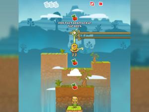 Онлайн игра Адам и Ева: Змеиные оковы (Adam and Eve: Сut the ropes) (изображение №5)