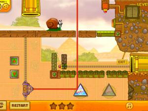 Онлайн игра Улитка Боб 3: Египет (Snail Bob 3: Egypt) (изображение №3)