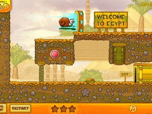 Онлайн игра Улитка Боб 3: Египет (Snail Bob 3: Egypt) (изображение №6)
