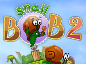 Онлайн игра Улитка Боб 2: Подарок дедушке (Snail Bob 2: Grandpa's Birthday) (изображение №1)