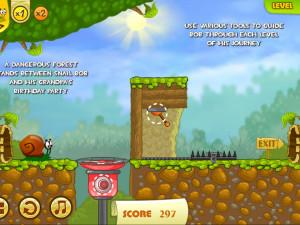 Онлайн игра Улитка Боб 2: Подарок дедушке (Snail Bob 2: Grandpa's Birthday) (изображение №12)