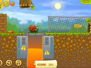 Онлайн игра Улитка Боб 2: Подарок дедушке (Snail Bob 2: Grandpa's Birthday) (изображение №11)