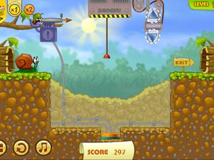 Онлайн игра Улитка Боб 2: Подарок дедушке (Snail Bob 2: Grandpa's Birthday) (изображение №5)