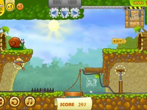 Онлайн игра Улитка Боб 2: Подарок дедушке (Snail Bob 2: Grandpa's Birthday) (изображение №13)