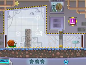 Онлайн игра Улитка Боб 4: Космос (Snail Bob 4: Space) (изображение №10)