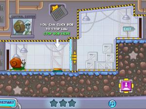 Онлайн игра Улитка Боб 4: Космос (Snail Bob 4: Space) (изображение №9)